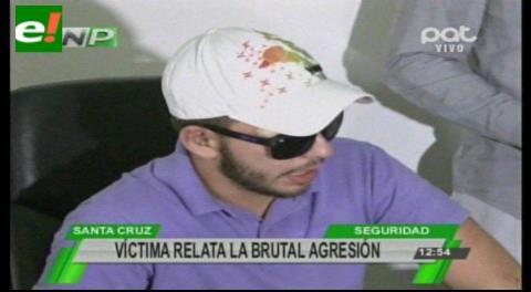 Víctima de ex participante de Calle 7 cuenta la brutal agresión