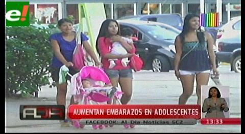 Preocupa el incremento de embarazos adolescentes en el país