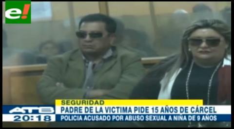 Condenan a 10 años de presidio a Mayor de la Policía que violó a una menor