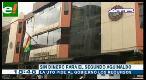 Universidad de Oruro necesita Bs. 10 millones para pagar doble aguinaldo