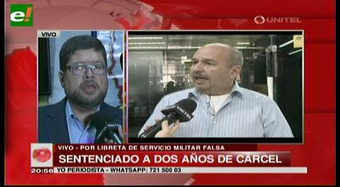 Doria Medina: No nos van a amedrentar; UN apelará sentencia de Murillo