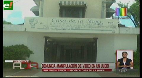 Casa de la Mujer denuncia manipulación en video de violación