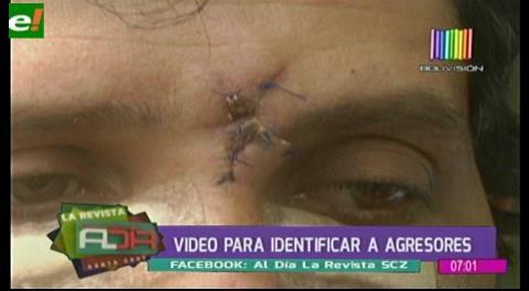Policía entrega video para identificar agresores de brutal golpiza