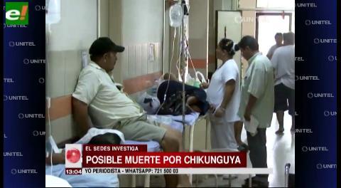 Sedes investiga posible muerte de un joven con chikungunya
