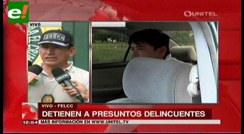 Detienen a presuntos atracadores colombianos