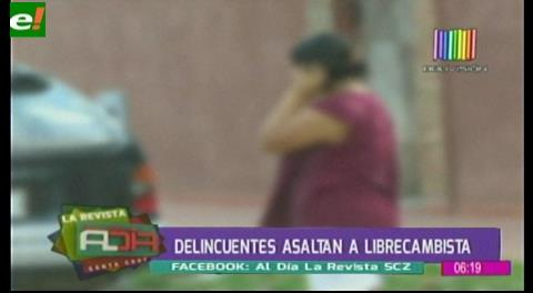 Delincuentes atracan a mujer librecambista en Puerto Suárez