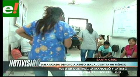 Mujer embarazada denuncia abuso sexual contra un médico