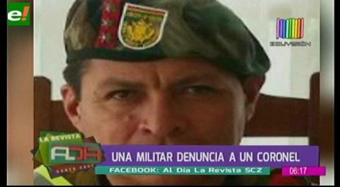 Una militar denuncia a un coronel por supuesto abuso de autoridad y acoso sexual