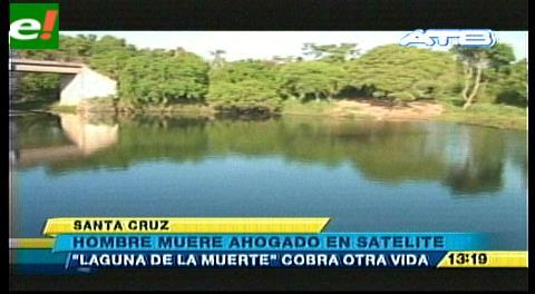Laguna de la muerte cobra nueva víctima en Satélite Norte