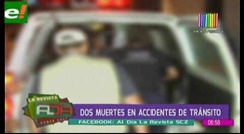 Fin de semana con muertes por accidentes de tránsito en Yapacaní