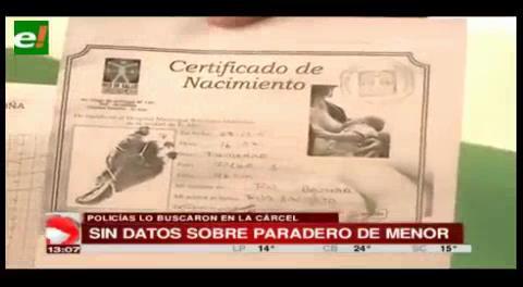 Una menor de cuatro meses desaparece dentro del penal de San Pedro