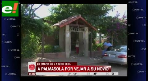 Mujer acusada de violar a su novio fue enviada a Palmasola