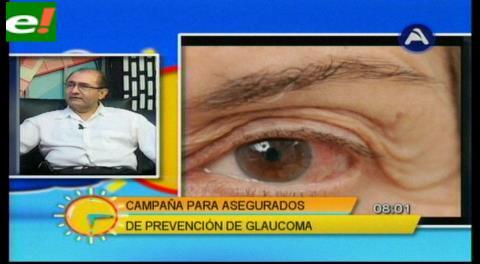 Se viene la campaña de prevención del glaucoma