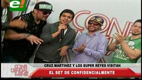 Los Super Reyes harán bailar nuevamente a Santa Cruz