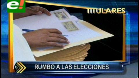 Titulares: Tribunal Electoral sale a capacitar a notarios de las provincias