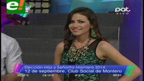 Elección de Miss Montero 2014 ya tiene fecha