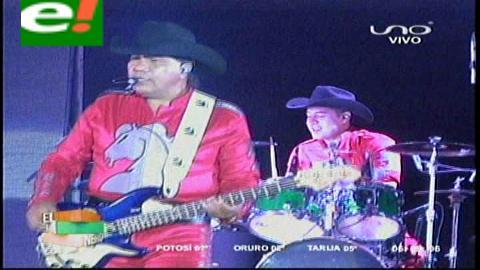 Gran éxito del Festival de la Cumbia