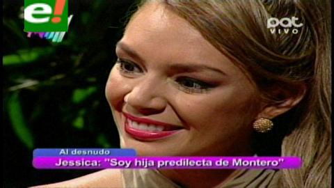 Jessica Suárez al desnudo