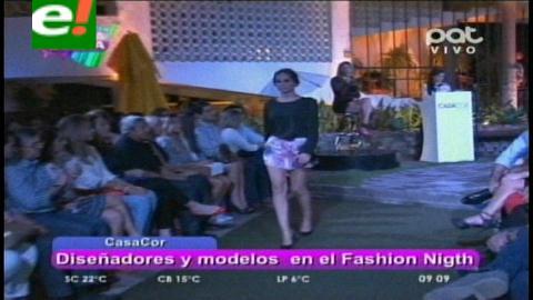 Fashion Night en CasaCor 2015