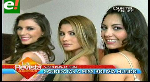 Miss Bolivia Mundo 2015 será en septiembre