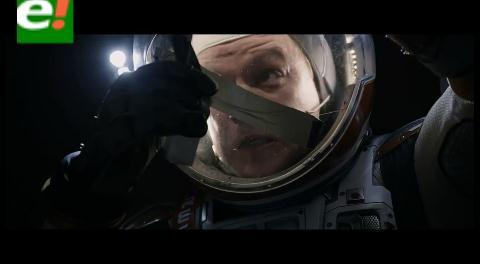 Matt Damon vuelve en «Misión rescate»