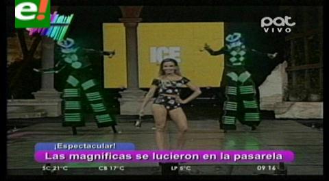 «Santa Cruz primaveral» el show de las Magníficas ferial
