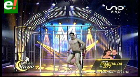 Neils Quinteros debutó en el Bailando