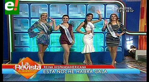 Esta noche se vivirá otra Gala de la Belleza hispana
