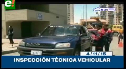 Titulares de TV: Inspección técnica vehicular es hasta el 3 de febrero