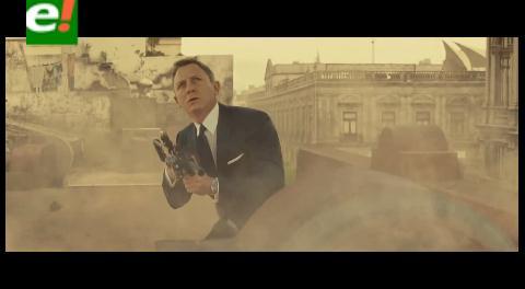 """""""007 Spectre. Es el hombre"""" llega a Bolivia"""