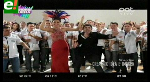 """""""A mover el toco"""" el tema oficial de los Chabacos tiene dos videoclips"""