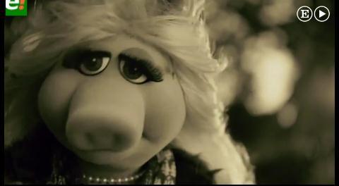 Así canta la cerdita Peggy el 'Hello' de Adele