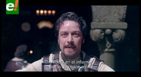 """Víctor Frankenstein"" la historia clásica de terror"