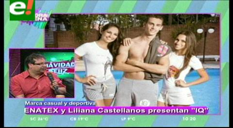 ENATEX y Liliana Castellanos presentan «IQ»