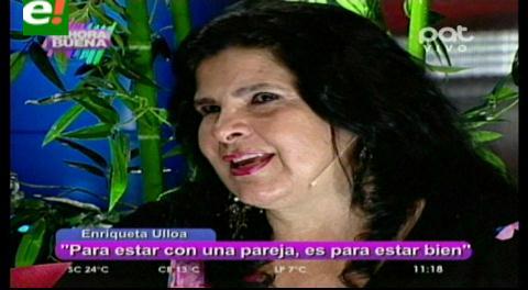 Enriqueta Ulloa al desnudo