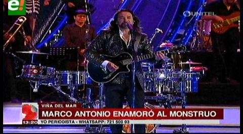 Viña del Mar 2016: Solís y Montaner abrieron el festival
