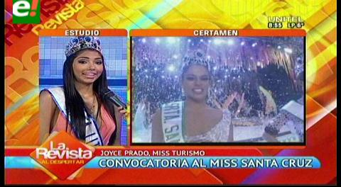 Continúa el casting para el Miss Santa Cruz 2016