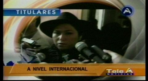 Titulares de TV: Ministra de Comunicación acusó a CNN de ser parte de una conspiración contra el presidente Evo Morales
