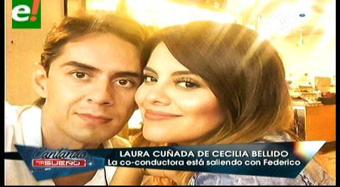 Laura La Faye confirma relación con Federico Bellido