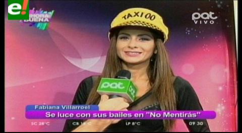 A Fabiana Villarroel le gustaría ser Reina del Carnaval 2017
