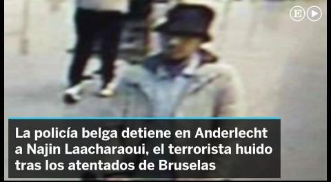 Quién es Najim Laachraoui, el supuesto cerebro de los atentados