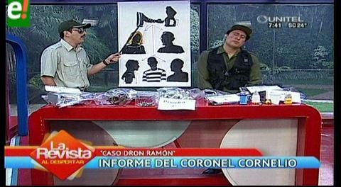 """Caso """"Dron Ramón"""" fue resuelto"""