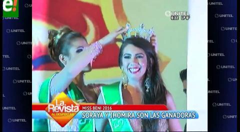 Miss Beni 2016 es Soraya Salinas