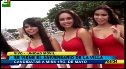 La Villa Primero de Mayo elegirá a su soberana 2016