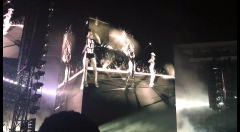 ¿Y si Beyoncé te sacara a bailar al escenario? Le pasó a estas chicas y lo clavaron