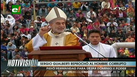 En Corpus Christi condenan la corrupción y la injusticia