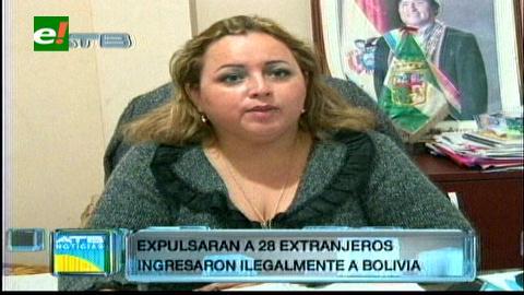 28 extranjeros serán expulsados del país