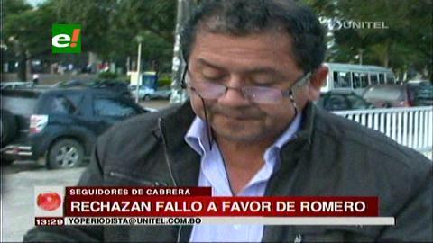 Ediles rechazan la restitución de Romero en la Alcaldía de La Guardia