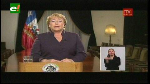 Chile objeta competencia de La Haya en demanda marítima de Bolivia