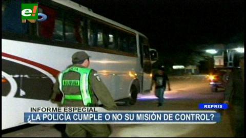 Informe especial II: Los buses y las trancas